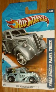2011 hot wheels ford anglia panel truck 138 time left