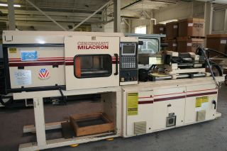 cincinnati vt85 5 injection molding machine  12000
