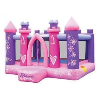 princess castle bounce house inflatable bouncer new