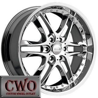 Blade Wheels Rims 6x135 6 Lug Ford F150 Expedition Lincoln Navigator