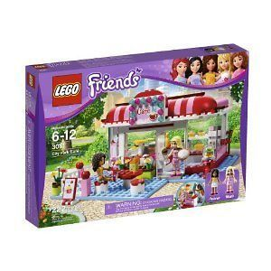 lego 4653099 friends city park cafe 3061