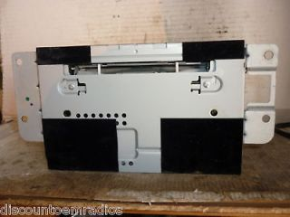 08 09 10 ford focus radio cd  player oem
