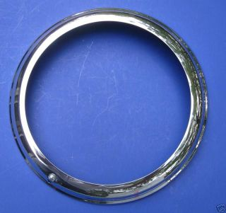 Mercedes Euro Type Headlight Trim Ring for 190SL,300SL +More