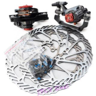 2012 Bicycle Avid BB7 Mechanical Disc Brake Set Front and Rear 160mm