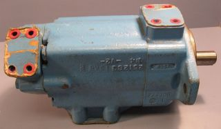 vickers vane pump 2520v14a5 1aa22r refurbished  499
