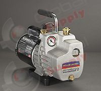 yellow jacket 93560 superevac 6 cfm vacuum pump time left
