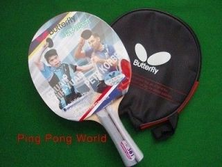 New Butterfly Schlager Skill F Ping Pong Paddle Table Tennis Racket