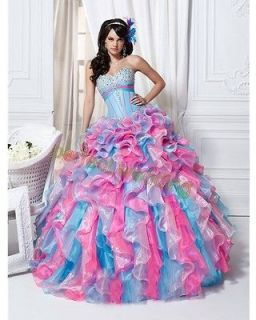 New arrival Ball gown Prom dress Wedding gowns Pageant dress