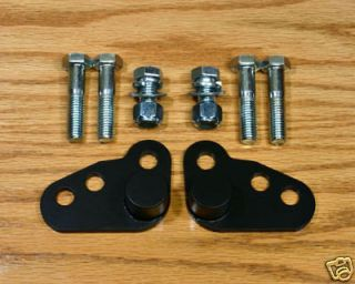 HARLEY TOURING REAR LOWERING KIT 1993 2001 Road King Electra Glide