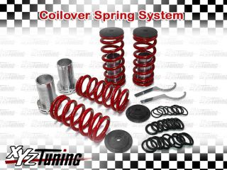 1998 2002 Honda Accord Adjustable Lowering Coilover Coil Springs Kit