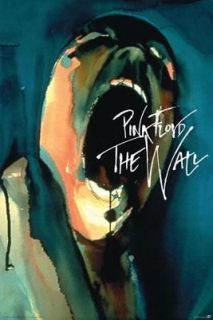 pink floyd poster the wall in Entertainment Memorabilia