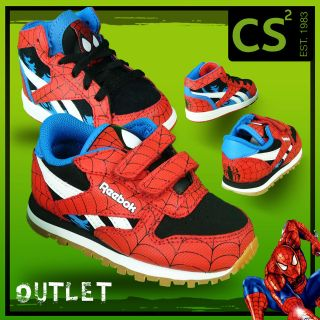 reebok spiderman shoes in Kids Clothing, Shoes & Accs