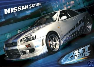 fast furious skyline in Diecast & Toy Vehicles