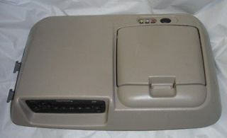 Cadillac Escalade GMC Yukon Denali Chevy Tahoe DVD Player Screen Video