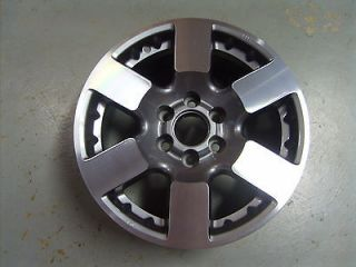 2006 2012 Nissan Xterra/Frontier Wheel, 16x7, 6 spoke machined