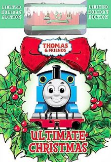Thomas Friends   Ultimate Christmas DVD, 2007, With Toy