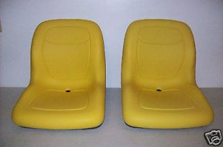 HIGH BACK SEATS FITS JOHN DEERE GATORS, 4x2, 6x4, 4x4, XT,JD TURF