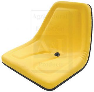 seat for john deere gator yellow new
