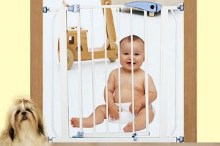 Newly listed AUTO CLOSE EXPANDABLE BABY PET DOG SAFETY GATE FENCE