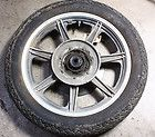 1978 YAMAHA XS750 750REAR WHEEL/RIM/HUB/B​RAKE/SHAFT DRI