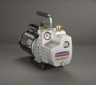 yellow jacket 93560 superevac 6 cfm vacuum pump brand new
