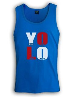 Yolo Singlet you only live once take care ovo lil wayne tank top weezy