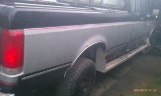 96 F150 Ford Pick Up Truck Box Pickup Bed 8 Foot Long F250 F350