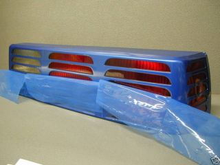 1987 93 Ford Mustang GT Tail Lamp Assembly