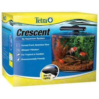 gallon crescent aquarium kit desktop aquarium kits featuring a