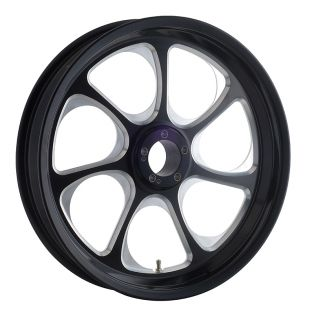 ELIMINATOR 7 ~ PERFORMANCE MACHINE / REVTECH BILLET FRONT WHEEL 23 x 3