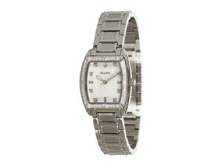Bulova Ladies Diamond   96R162    BOTH Ways