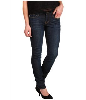 Lucky Brand Sweet N Straight Short Jean in Dark Carruth