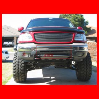 Billet Grille Insert 2000 Ford F 150 Front Bumper Grill Aluminum