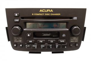 Repair Only for 01 02 03 04 Acura MDX Radio Stereo DVD 6 Disc Changer