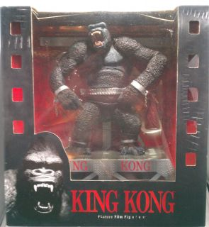 King Kong McFarlane Series 3 Movie Maniacs Deluxe Box 9 Figure Set