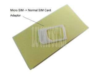 Dual Sim Card Adapter Micro Sim Adapter for iPhone A13
