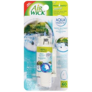 Air Wick Fresh Waters I Motion Freshmatic Compact Spray Refill 79904