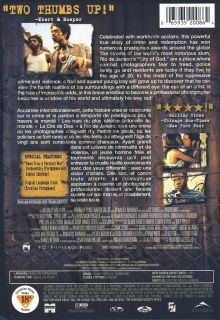 city of god canadian release dvd new actors alexandre rodrigues alice