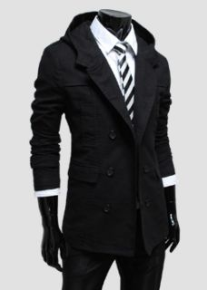 Mens Luxury Fantastic Design Slim Fit Blazer Jacket