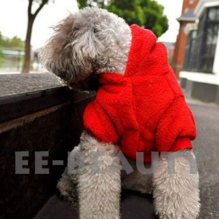 Colors Red Green Strawberry Pet Dog Clothes Apparel Outfits Jumpsuit