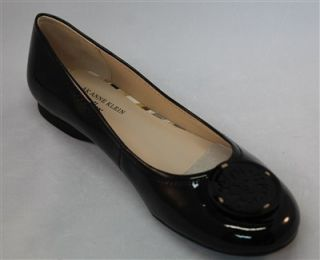 Anne Klein New Womens Black Flats Shoes Sz 6 7 7 5 10 Ret $79