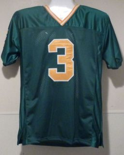 Joe Montana Autographed Signed Notre Dame Irish Green Size XL Jersey w