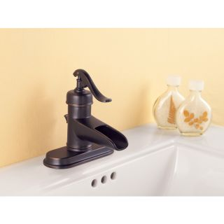 Price Pfister FM42YPYY Ashfield 4 Centerset Single Handle Faucet
