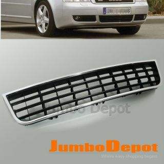 FRONT CENTER LOWER GRILLE GRILL FOR AUDI A6 C5 2002 2003 2004 2005 HOT