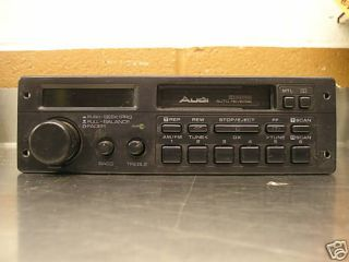 88 89 Audi 80 Series Cassette Player Radio