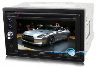 JVC Car Stereo Touch Screen DVD Player 2yr WARNTY Radio Receiver USB