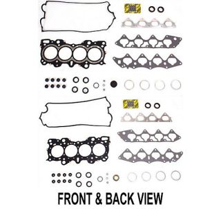 Engine Gasket Set New Honda Civic 95 94 93 92 Del Sol Parts Auto Car