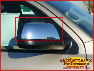 07 2011 Toyota Tundra Sequoia Chrome TFP Mirror Cover