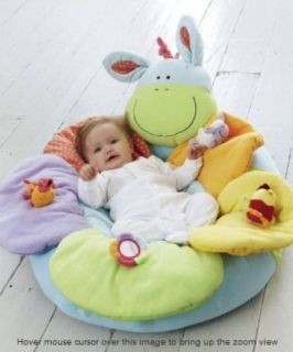 Farm Sit Me Up Cosy Baby Seat Baby Play Mat Baby Sofa Baby Pad