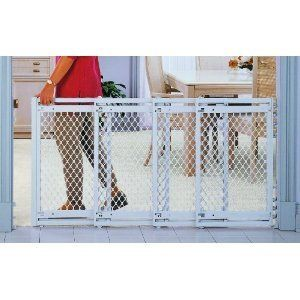 NORTH STATES LARGE 22 62 GATE PET CHILD DOG SAFETY BABY GATE